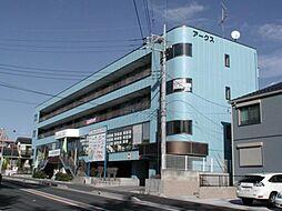 アークス藤沢[3階]の外観
