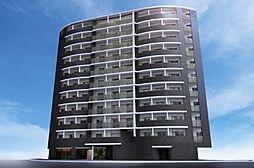 エステムプラザ京都河原町通IIレジデンシャル[3階]の外観