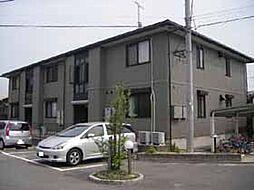 クレールコートC棟[1階]の外観