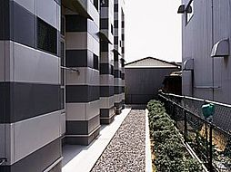 レオパレス白ゆり[2階]の外観