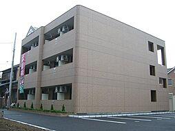 埼玉県坂戸市坂戸の賃貸マンションの外観