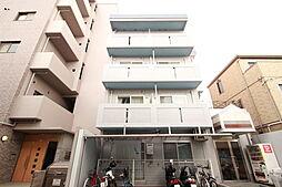 広島県広島市中区吉島西3丁目の賃貸マンションの外観