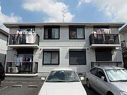 クレスト大和田A[2階]の外観