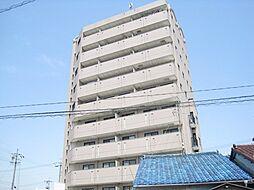 ブルーウェーブマンション[8階]の外観