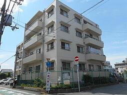 グローリィハイツ八戸ノ里[4階]の外観