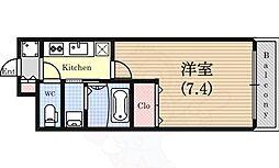 難波駅 6.0万円