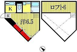 東千葉駅 5.6万円
