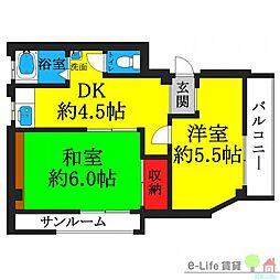 長居駅 3.8万円