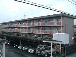 第二パークサイドマンション[207号室]の外観