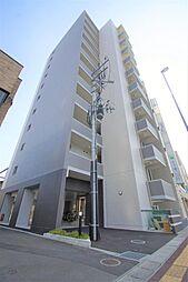 宮城県仙台市宮城野区五輪1丁目の賃貸マンションの外観