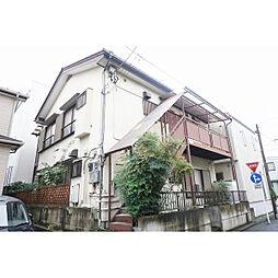 田中アパート[2階]の外観