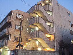 神奈川県横浜市神奈川区羽沢町の賃貸マンションの外観