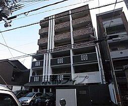 京都府京都市中京区油小路通六角上る三条油小路町の賃貸マンションの外観