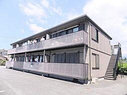 静岡県富士宮市杉田の賃貸アパートの外観