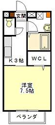 NEU HAUS II[1階]の間取り