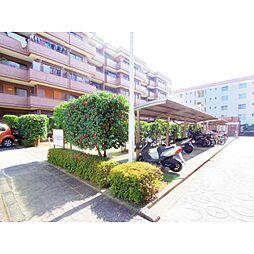 静岡県静岡市駿河区さつき町の賃貸マンションの外観