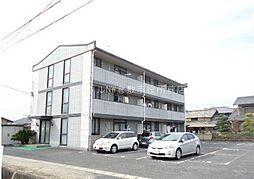 岡山県倉敷市玉島阿賀崎5丁目の賃貸マンションの外観