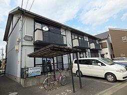 埼玉県戸田市喜沢南2丁目の賃貸アパートの外観