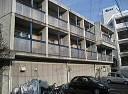 神奈川県秦野市柳町1丁目の賃貸アパートの外観