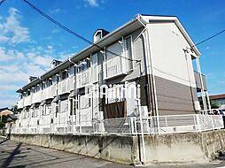 昭栄マンションA棟[1階]の外観