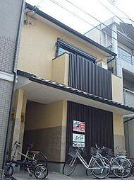 京都府京都市中京区下瓦町の賃貸アパートの外観