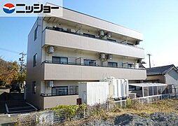 プラシードマンション桃山[2階]の外観
