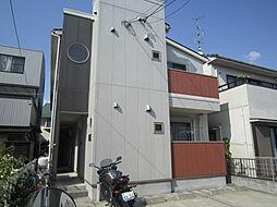 クレフラスト静岡大南[202号室]の外観