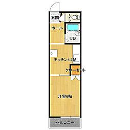 下野大沢駅 3.0万円