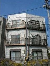 東京都江戸川区船堀3丁目の賃貸マンションの外観