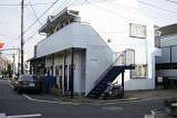 ハウス87[2階]の外観