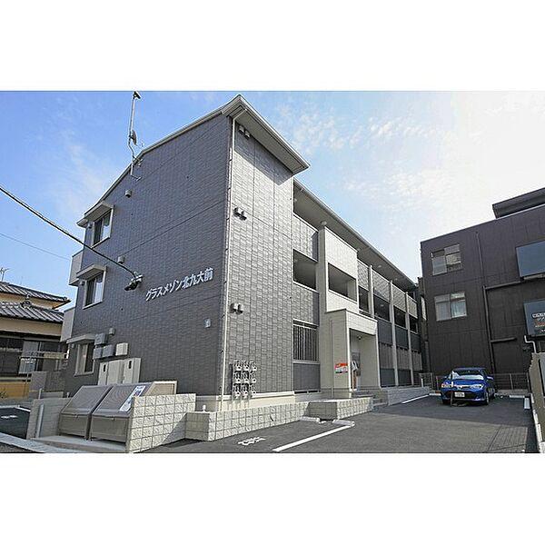 福岡県北九州市小倉南区北方2丁目の賃貸マンション