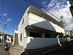 ホワイトハイツ[1階]の外観