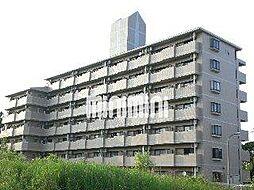 カヤバプラザF館[4階]の外観