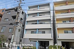 神奈川県相模原市緑区西橋本1丁目の賃貸マンションの外観