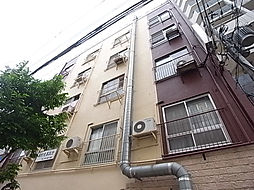 品川マンション[5階]の外観