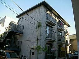 ジョイントファミーユA棟[2階]の外観