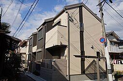 [テラスハウス] 兵庫県尼崎市常光寺1丁目 の賃貸【/】の外観