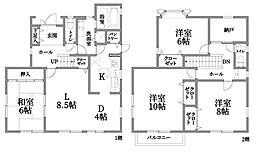 鈴蘭台西口駅 2,680万円