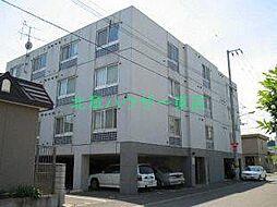 北海道札幌市東区北十九条東12の賃貸マンションの外観