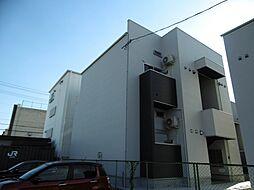 クレアシオン友井[101号室号室]の外観