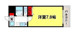コンフォート富士Ⅲ[302号室]の間取り