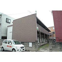大阪府茨木市園田町の賃貸アパートの外観