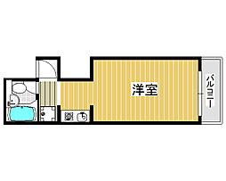 堺陽明ハイツ[1階]の間取り