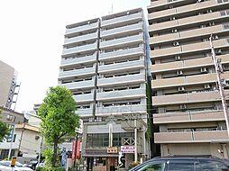 朝日プラザ都島北通タウンルーム[2階]の外観