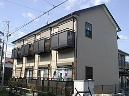 ティーボールII[1階]の外観