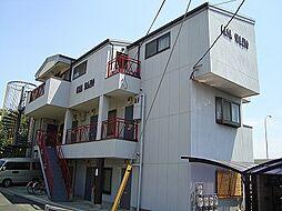 福岡県北九州市小倉南区若園4丁目の賃貸アパートの外観