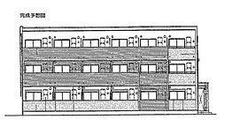 ラピュタテラスA[104号室]の外観