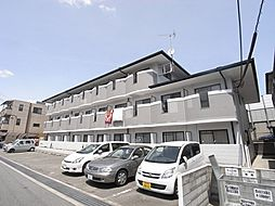 兵庫県加古川市平岡町新在家の賃貸マンションの外観