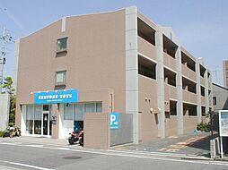 大阪府泉南郡熊取町大久保中1丁目の賃貸マンションの外観
