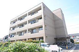 埼玉県越谷市千間台西5丁目の賃貸マンションの外観